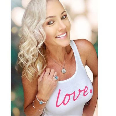 t-shirt with Love on it